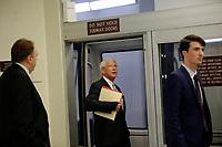 Senators Speak on Impeachment