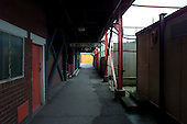 23/06/2000 Blackpool FC Bloomfield Road Ground..west stand, view south.....© Phill Heywood.