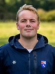 BLOEMENDAAL - manager Feiko Keilholz (Bldaal) Heren I van HC Bloemendaal , seizoen 2019/2020.   COPYRIGHT KOEN SUYK