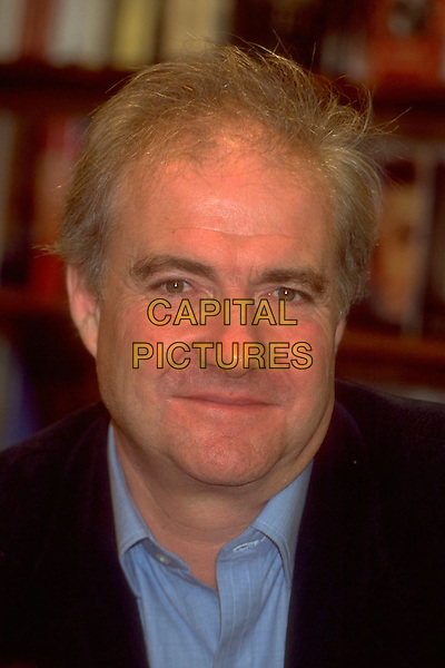 RICK STEIN.Ref: 4526.pre 2001.headshot portrait black blue .CAP/HT.©Hugh Thompson/Capital Pictures.