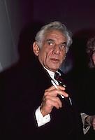 Leonard Bernstein 1985 By Jonathan Green