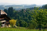 CHE, SCHWEIZ, Kanton Bern, Emmental: Landschaft bei Signau | CHE, Switzerland, Bern Canton, Valley Emmental: landscape near Signau