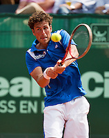 14-07-13, Netherlands, Scheveningen,  Mets, Tennis, Sport1 Open, day seven final, Robin Haase (NED)<br /> <br /> Photo: Henk Koster