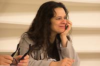 SÃO PAULO,SP, 30.07.2018 - ELEIÇÕES-2018- Janaina Paschoal, durante programa Roda Viva da TV Cultura na noite desta segunda- feira, 30. (Foto: Danilo Fernandes/Brazil Photo Press)