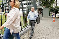 CURITIBA, PR,03.02.2017 – LAVA-JATO –  O engenheiro Zwi Skornicki, chega a sede da Justiça Federal  para participar do depoimento na tarde desta sexta-feira (07) ( Foto: Paulo Lisboa/Brazil Photo Press)