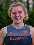 HOUTEN - Hester van der Veld.   selectie Nederlands damesteam voor Pro League wedstrijden.       COPYRIGHT KOEN SUYK