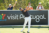 Jordan Smith (ENG) during Round 3 of the Portugal Masters, Dom Pedro Victoria Golf Course, Vilamoura, Vilamoura, Portugal. 26/10/2019<br /> Picture Andy Crook / Golffile.ie<br /> <br /> All photo usage must carry mandatory copyright credit (© Golffile   Andy Crook)