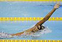 Ryosuke Irie (JPN), April 3, 2012 - Swimming : JAPAN SWIM 2012, Men's 100m Backstroke Heat at Tatsumi International Swimming Pool, Tokyo, Japan. (Photo by Yusuke Nakanishi/AFLO SPORT) [1090]