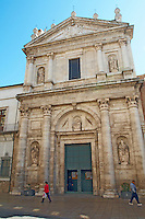 Nuestra Senora de las Angustias church Valladolid spain castile and leon