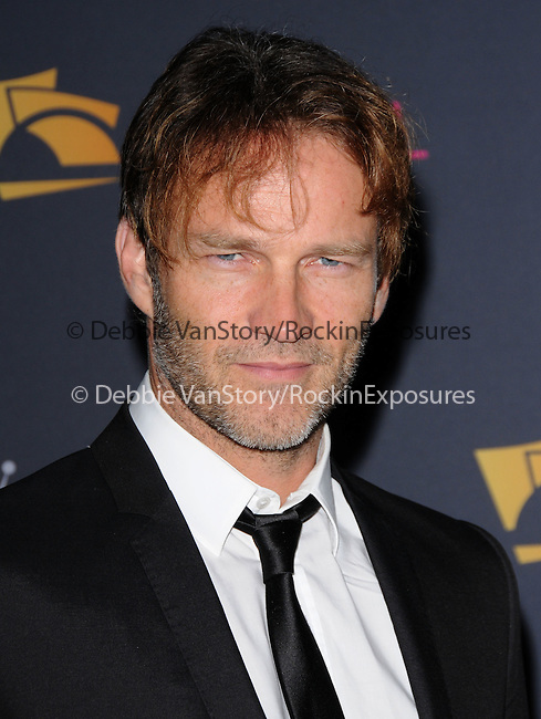 Stephen Moyer attends the Los Angeles Philharmonic Opening Night Gala to celebrate music director Gustavo Dudamel and famed Peruvian tenor Juan Diego Florez at The Walt Disney Concert Hall in Los Angeles, California on October 07,2010                                                                               © 2010 Hollywood Press Agency