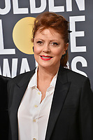 Susan Sarandon at the 75th Annual Golden Globe Awards at the Beverly Hilton Hotel, Beverly Hills, USA 07 Jan. 2018<br /> Picture: Paul Smith/Featureflash/SilverHub 0208 004 5359 sales@silverhubmedia.com