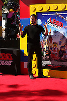"""LOS ANGELES - FEB 1:  Chris Pratt at the """"Lego Movie"""" Premiere at Village Theater on February 1, 2014 in Westwood, CA"""