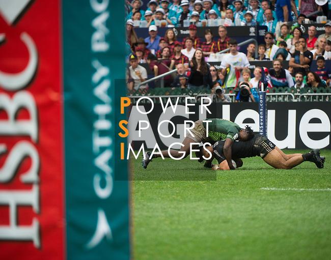 The Social Media During HSBC Hong Kong Rugby Sevens 2016 on 10 April 2016 at Hong Kong Stadium in Hong Kong, China. Photo by Kitmin Lee / Power Sport Images