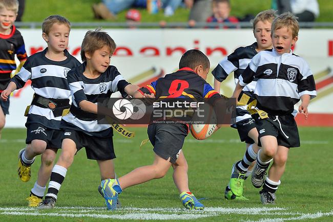 Tasman Makos v Hawke's Bay, ITM Cup, 17th August 2014, Lansdowne  Park, Blenheim, Photo: Barry Whitnall / shuttersport.co.nz