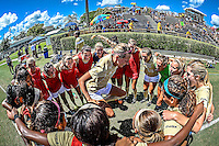 FIU Women's Soccer v. Florida (9/20/15)