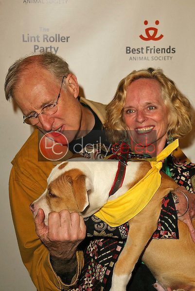 James Cromwell and wife<br /> at the 2005 Annual Lint Roller Party by Best Friends Animal Society, Hollywood Roosevelt Hotel, Hollywood, CA 05-06-05<br /> David Edwards/DailyCeleb.Com 818-249-4998