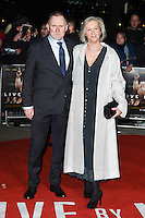 Robert Glenister<br /> at the &quot;Live by Night&quot; premiere at BFI South Bank, London.<br /> <br /> <br /> &copy;Ash Knotek  D3217  11/01/2017