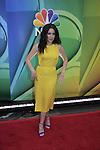 Audrey Esparza - Blindspot - NBC Upfronn at Radio City, New York City, New York on May 11, 2015 (Photos by Sue Coflin/Max Photos)