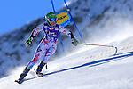 24/10/2015, Soelden - FIS Alpine Ski World Cup <br /> Clara Direz in action on October 24, 2015 in Soelden, Austria. <br /> &copy; Pierre Teyssot
