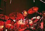 Chicago 1977 Danny Seraphine<br /> © Chris Walter