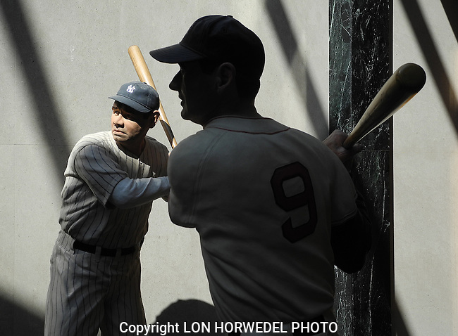 Images from in and around Cooperstown, N.Y. the week of August 4-10, 2012. National Baseball Hall of Fame and Museum.