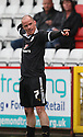 Iain Hume of Preston celebrates scoring their first goal. - Stevenage v Preston North End - npower League 1 - Lamex Stadium, Stevenage - 9th April, 2012. © Kevin Coleman 2012