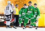 Stockholm 2015-11-18 Bandy Elitserien Hammarby IF - Sandvikens AIK :  <br /> Hammarbys Robin Sundin jublar efter sitt 2-1 m&aring;l under matchen mellan Hammarby IF och Sandvikens AIK <br /> (Foto: Kenta J&ouml;nsson) Nyckelord:  Elitserien Bandy Zinkensdamms IP Zinkensdamm Zinken Hammarby Bajen HIF Sandviken SAIK jubel gl&auml;dje lycka glad happy