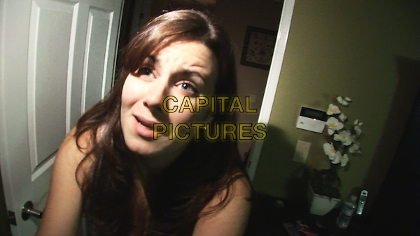 Katie Featherston .in Paranormal Activity .*Filmstill - Editorial Use Only*.CAP/PLF.Supplied by Capital Pictures.