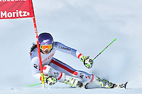 February 16, 2017: Anna VEITH (AUT) competing in the women's giant slalom event at the FIS Alpine World Ski Championships at St Moritz, Switzerland. Photo Sydney Low