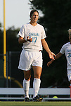 22 August 2008: Carolina's Yael Averbuch. The University of North Carolina Tar Heels defeated the UNC Charlotte 49'ers 5-1 at Fetzer Field in Chapel Hill, North Carolina in an NCAA Division I Women's college soccer game.