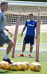 24.06.2019 Rangers training in Algarve: Greg Docherty
