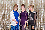 Enjoying the Lee Strand Social at Ballygarry House Hotel on Saturday were  Mary Magan, Ester O'Sullivan and Catherine Dwyer