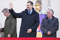 King Felipe VI of Spain during Europe Championship match between Spain and Germany at Central in Madrid , Spain. March 12, 2018. (ALTERPHOTOS/Borja B.Hojas) /NortePhoto.com NORTEPOHOTOMEX