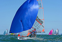 2013 Sail Melbourne - 29er's