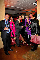 December 31, 2009:  Guests at the 'Rhythm on the Vine' charity event to benefit Shriners Children Hospital held at  the South Coast Winery Resort & Spa in Temecula, California..Photo by Nina Prommer/Milestone Photo