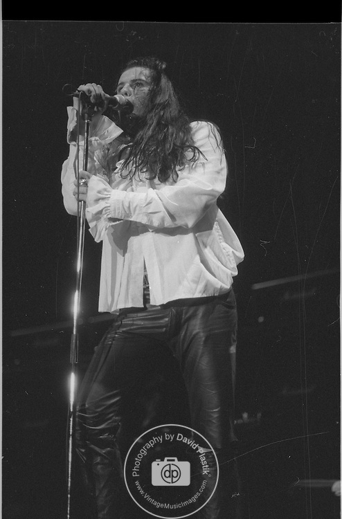 Ian Astbury of The Cult.