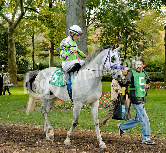 Ovour The Top at Delaware Park on 10/122/11
