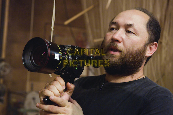 TIMUR BEKMAMBETOV (DIRECTOR) .on the set of Wanted.*Filmstill - Editorial Use Only*.CAP/FB.Supplied by Capital Pictures.