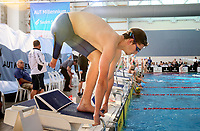 Jesse Reynolds in action during the Swimming New Zealand Short Course Championships,Owen G Glenn National Aquatic Centre, Auckland, New Zealand, Tuesday 3 October 2017. Photo: Simon Watts/www.bwmedia.co.nz