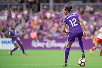 Orlando, FL - Saturday August 05, 2017: Kristen Edmonds during a regular season National Women's Soccer League (NWSL) match between the Orlando Pride and the Chicago Red Stars at Orlando City Stadium.
