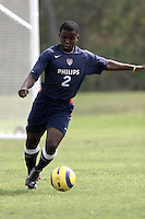Michael Balogun, Nike Friendlies, 2004.