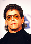Lou Reed 1990 Grammy Awards.© Chris Walter.