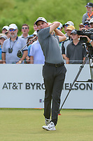 Andrew Wise (USA) watches his tee shot on 1 during round 4 of the AT&T Byron Nelson, Trinity Forest Golf Club, at Dallas, Texas, USA. 5/20/2018.<br /> Picture: Golffile | Ken Murray<br /> <br /> All photo usage must carry mandatory copyright credit (© Golffile | Ken Murray)