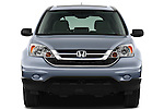 Straight front view of a 2010 Honda CRV EX