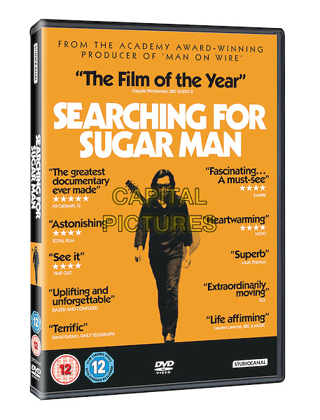 Searching for Sugar Man (2012) <br /> DVD COVER ART<br /> *Filmstill - Editorial Use Only*<br /> CAP/KFS<br /> Image supplied by Capital Pictures