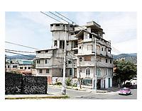 House near the foot of the Ajusco, Mexico City, Mexico