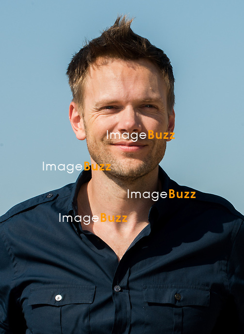 Joel McHale attends 'Community' photocall at the Monte Carlo Beach Hotel on June 9, 2014 in Monte-Carlo, Monaco.