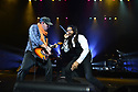MIAMI BEACH, FLORIDA - NOVEMBER 06: Eric Hilton and Mr. Lif of Thievery Corporation in concert at Fillmore Miami Beach at the Jackie Gleason Theater on November 06, 2019 in Miami Beach, Florida.  ( Photo by Johnny Louis / jlnphotography.com )