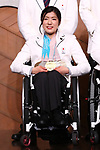Momoka Muraoka (JPN), MARCH 19, 2018 : Japan Delegation attend a press conference after arriving in Tokyo, Japan. Japan won the 3 gold medals, 4 silver medals, and 3 bronze medals during the PyeongChang 2018 Paralympics Winter Games. (Photo by Naoki Nishimura/AFLO SPORT)