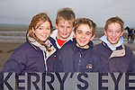 Taking time out for a photo at the races in Asdee on Sunday were Emma Jones arbert, Patrick O'Connor, Athea, Conor Bonssull, Kildare and Ross Coakley,  Tarbert..   Copyright Kerry's Eye 2008